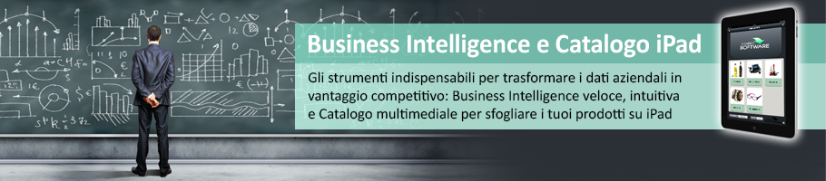 Banner Business intellognece e Catalogo iPad