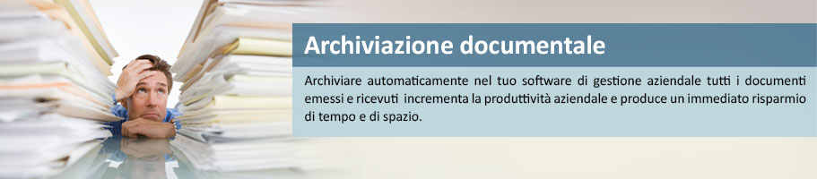 Banner Gestione documentale
