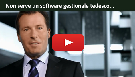 Video Radio 24 Non serve un software gestionale tedesco...